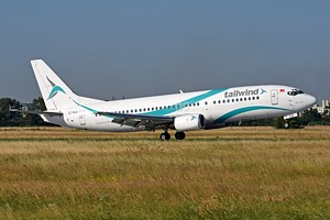Tailwind Airlines Boeing 737-400 TC-TLC